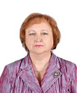 Ергина Елена Ивановна